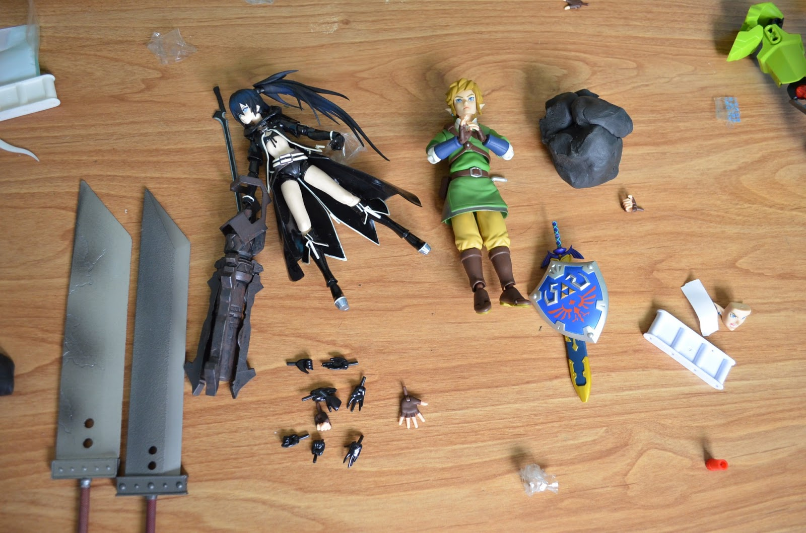 Stop Motion and Movies: Legend of Zelda stop motion- Figma Link ...