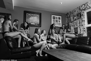 University of Birmingham Nude Calendar Girls