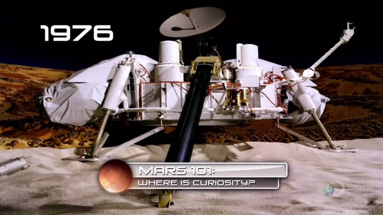Discovery: Mars Landing 2012 | Misce Thoughts
