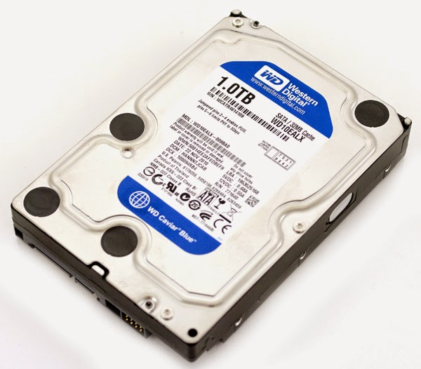 WD 1.0 TB SATA Internal Hard Disk Price, Specification & Unboxing