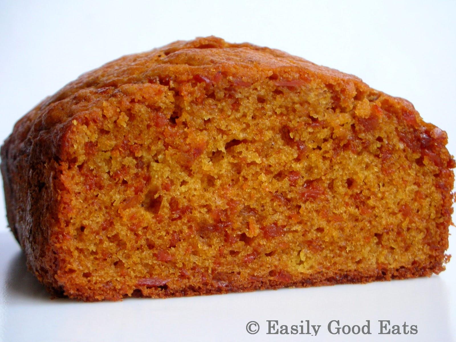Carrot cake slice recipe