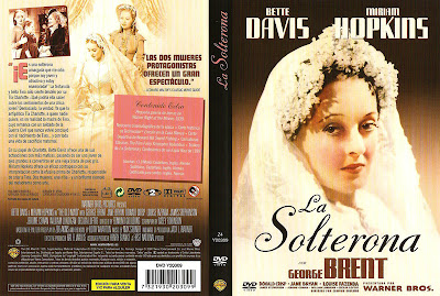Cver, dvd, carátula: La Solterona | 1939 | The Old Maid