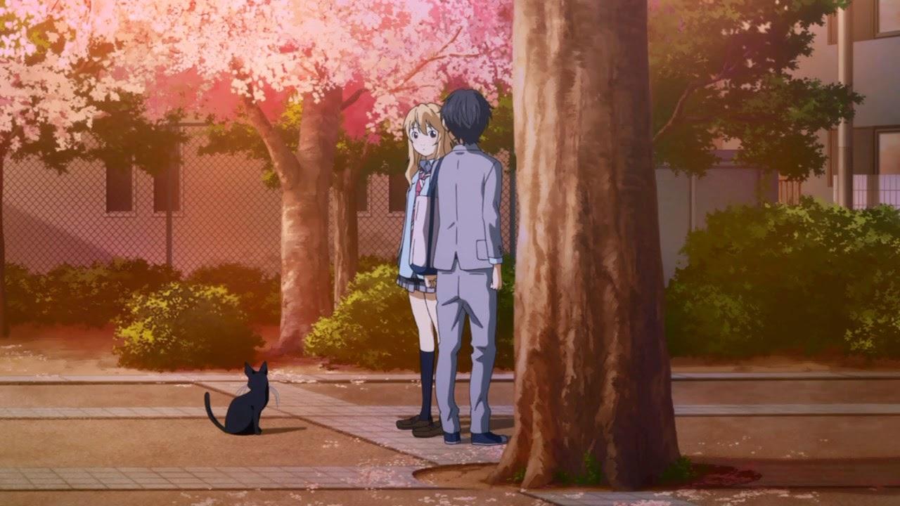 [Baby]  الحلقة3من الإنمي الجميل Shigatsu wa Kimi no Uso,أنيدرا