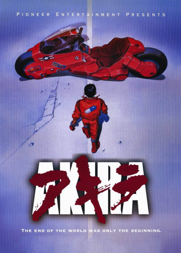 Akira Torrent Download – BluRay 720p Dublado (1988)