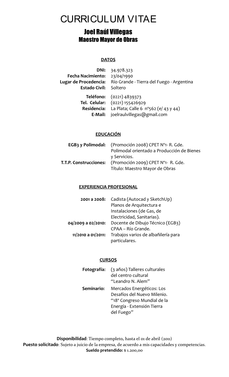 search results for  u201cmodelos de resumes en ingles