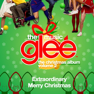 Glee Cast - Extraordinary Merry Christmas Lyrics