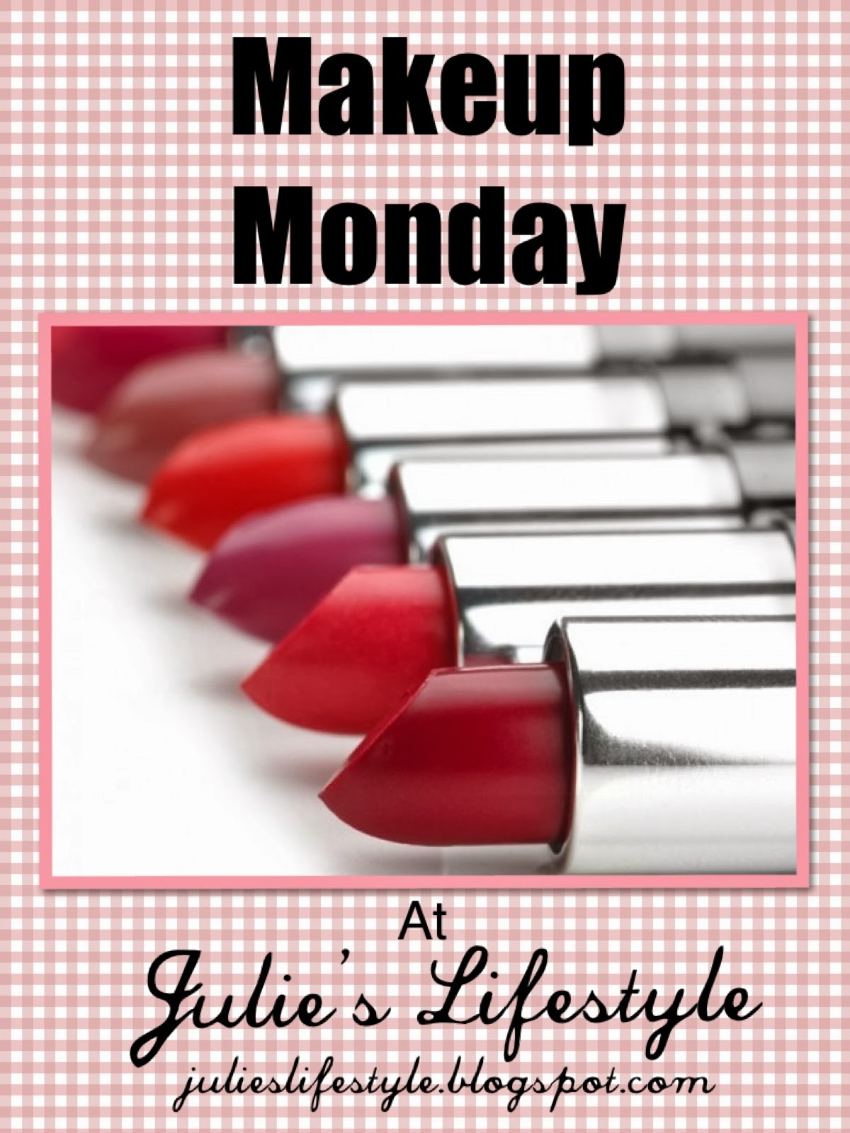 Join me Monday for Makeup Tips