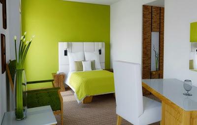 Desain interior rumah minimalis ini lahir dari tangan-tangan dingin