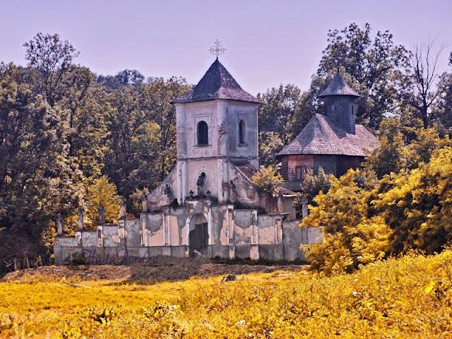 biserica hiliseu crisan