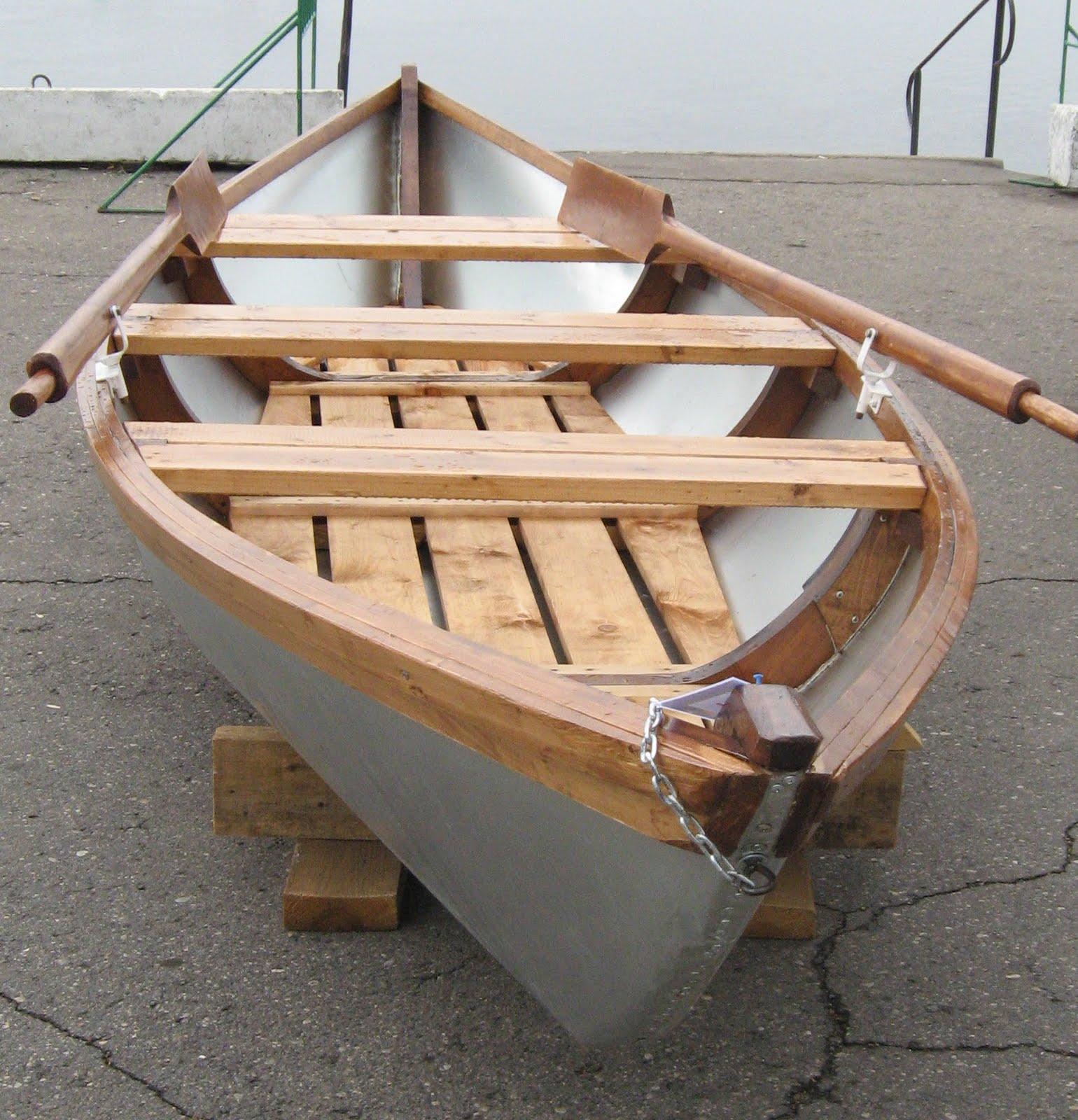 Сделать лодку своими руками из 96