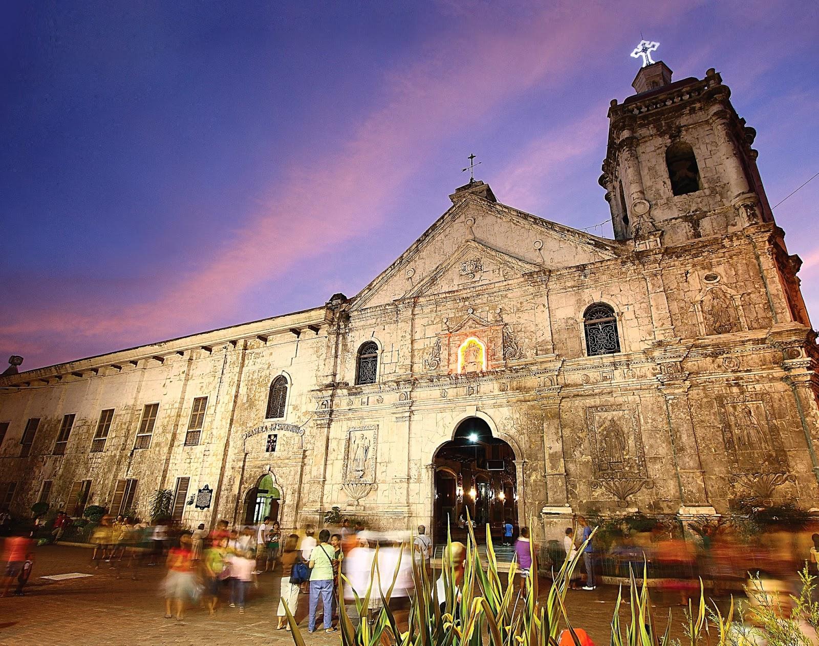 exploring philippines thexuixuiway basilica minore del santo