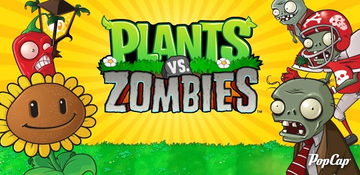 Plants vs zombies 1 3 16 android