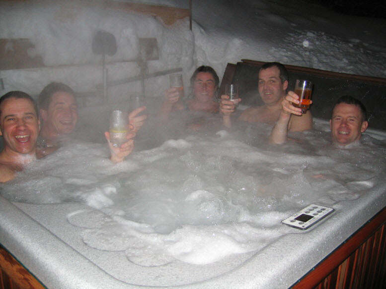 Hot tubs and pools people tend to think are pretty safe, and I always hear ...