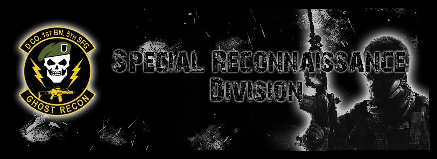 Special Reconnaissance Division Clan