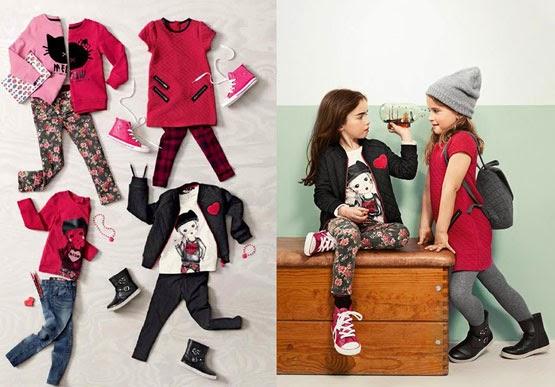 ropa niños C&A otoño invierno