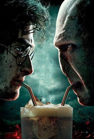 Harry Potter And Lord Voldemort Spoof