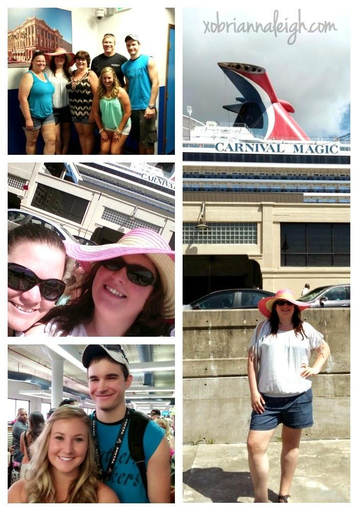 family vacation cruise