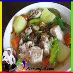 Sup Ayam Kuah
