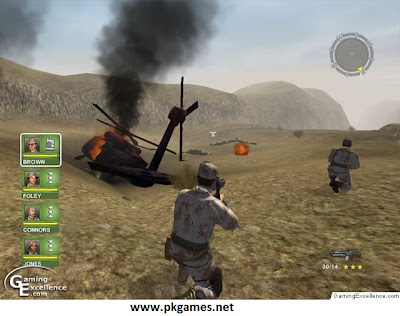 Conflict Desert Storm Highly Compressed PC Game Free Download