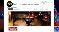 15th Ave Adult Theater & Spa in Chicago Brand New Website