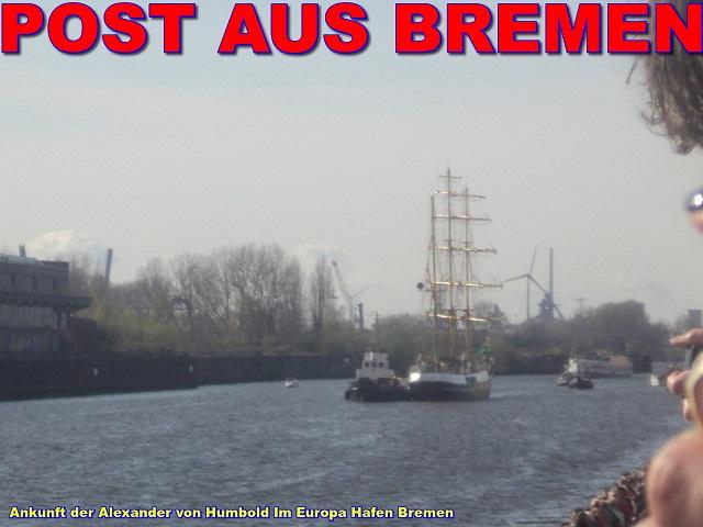Post Aus Bremen