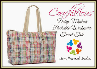 Enter the Coachlicious Sweepstakes Giveaway. Ends 3/31.