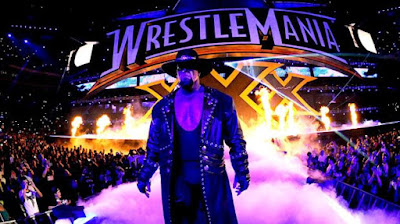 Who will be the Undertaker's Opponent in Wrestlemania 32?