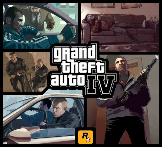 Grand Theft Auto 4 Games
