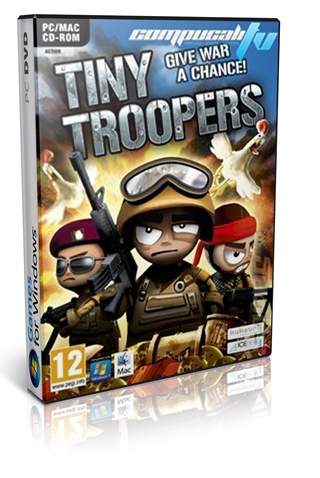 Troopers Tiny PC Full Español PROPHET