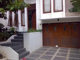 Desain rumah  konsep minimalis