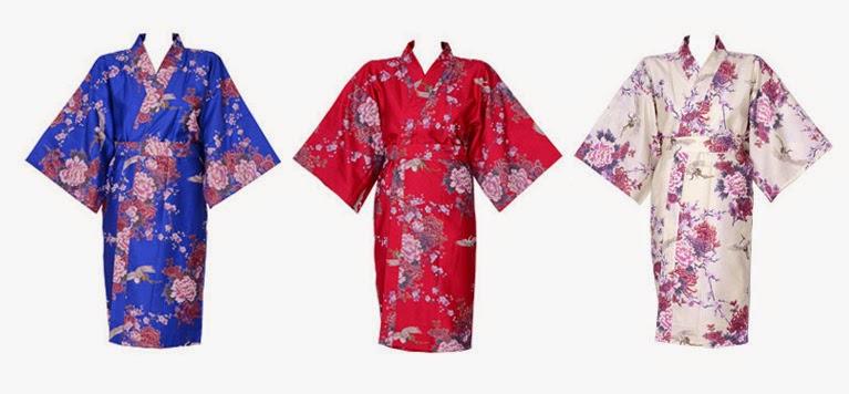 crane kimono wrapper