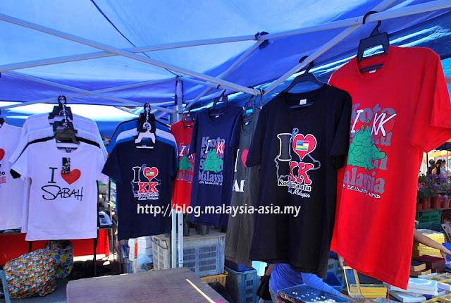 I Luv KK T-shirts