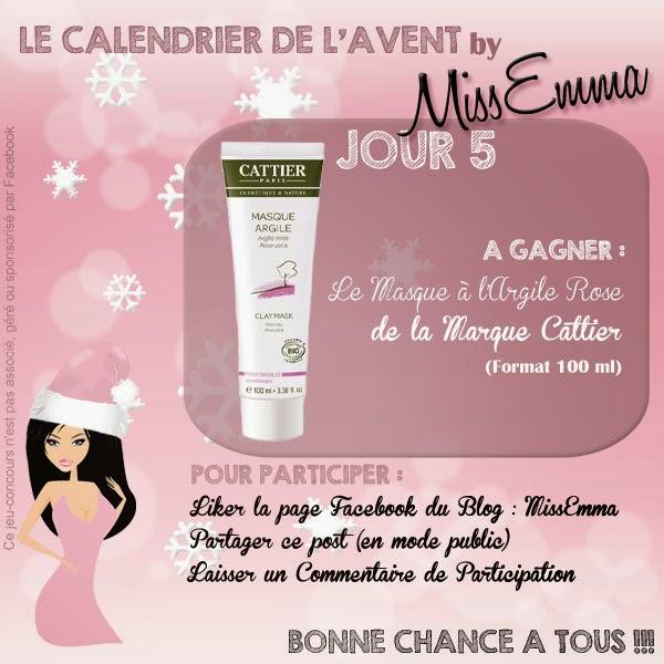 Calendrier de l'Avent by MissEmma - Jour 5