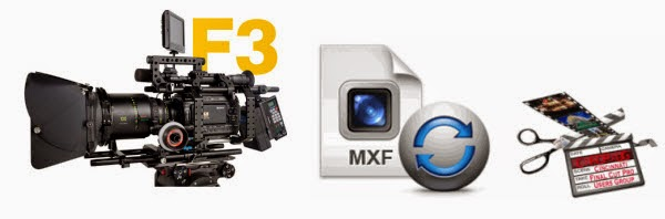 Sony F3 XDCAM video in Final Cut Pro 7