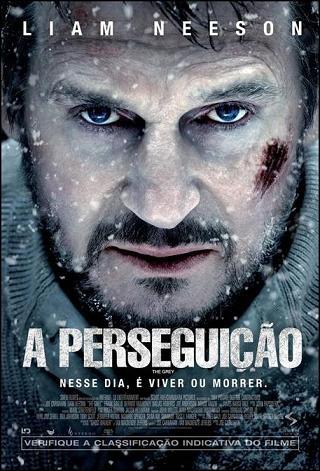filme a perseguição liam neeson poster cartaz