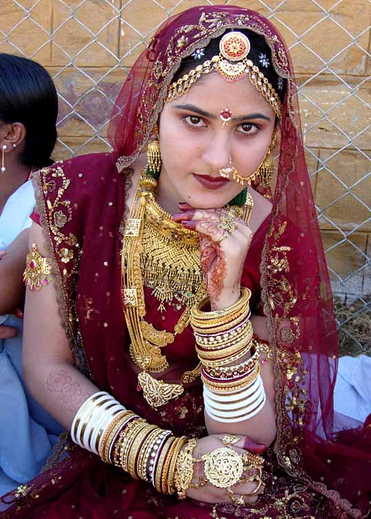 Rajasthani Bridal Wedding Jewelry Jewellery India