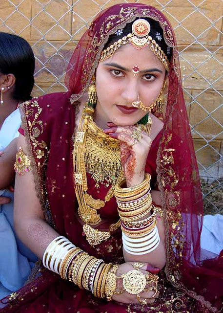 Rajasthani Bridal Wedding Jewelry