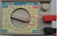 kalibrasi alat ukur multimeter