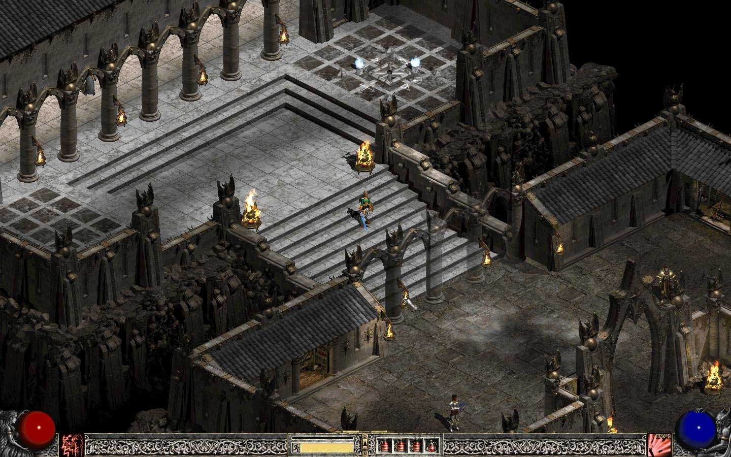 Diablo 2 Free Download Full Version For PC (Windows 10/8/7)