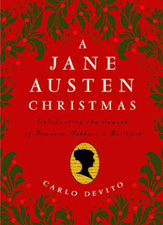 Book cover: A Jane Austen Christmas by Carlo DeVito