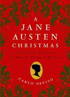 Book cover: A Jane Austen Christmas by Carlo DeVito