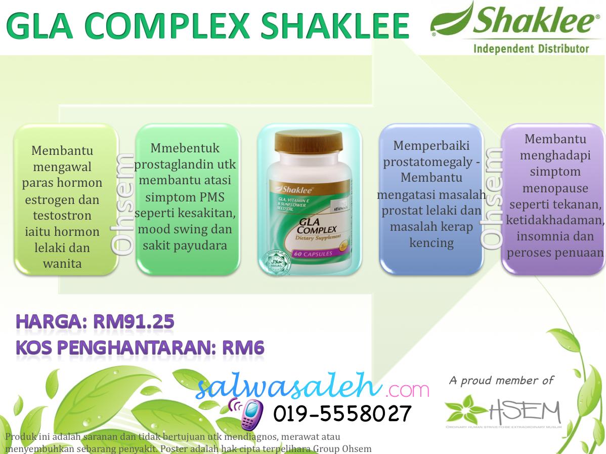 GLA Shaklee, GLA Complex Shaklee, GLA, GLA supplement, vitamin GLA