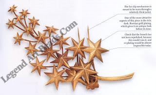 Chanel Shooting Star Clip