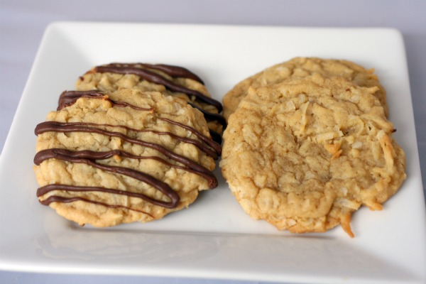 Above My Raisins: Chewy Coconut Cookies