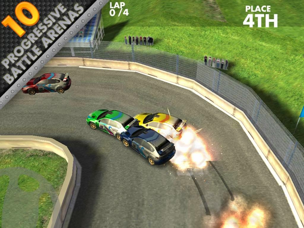 World Rally Racing HD Android Game Download,