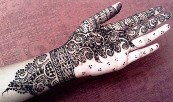 Creative 2008 Mehndi Designs Islamic Arabic Indian Pakistani Free Wallpapers