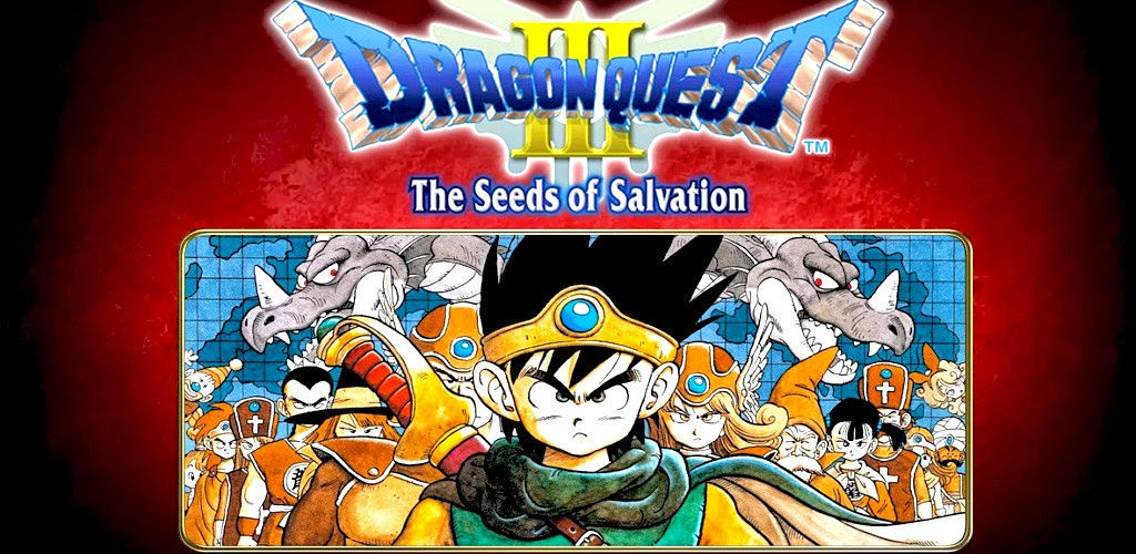Download DRAGON QUEST III Apk + Data