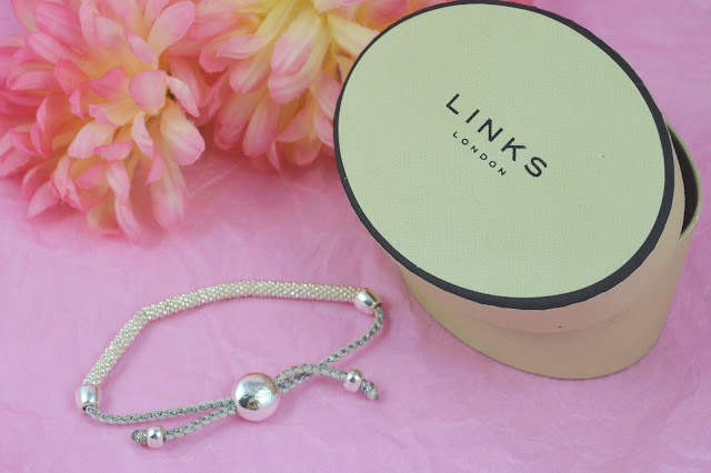 Links of London - Effervescence collection - Joshua James - Jewellery - Bracelet - Silver - XS bracelet - fashion - review - discount code