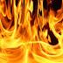 Mueren dos hermanitos calcinados al incendiarse vivienda
