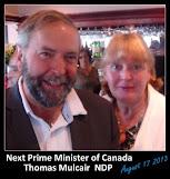 Thomas Mulcair NDP